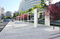 Image result for quartier spectacle landscape architecture