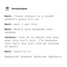 Markson - this really is an accurate representation