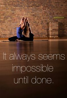 Go for impossible and you can make it possible!  #musclehungry#fitness#motivation#iwillnotstop www.musclehungry.com