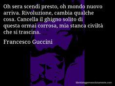 Cartolina con aforisma di Francesco Guccini (4)