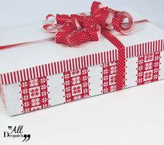 Créations Décopatch Noël Scandinave #Noel #Christmas #Decoration #DIY  www.decopatch.com