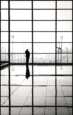 Airport... Can't wait for that moment when you return