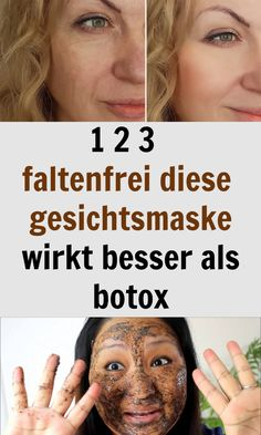 1 2 3 wrinkle-free this face mask works better than botox # wrinkle-free . - 1 2 3 wrinkle-free this face mask works better than botox # wrinkle-free mask - Diy Mask, Diy Face Mask, Face Masks, Best Face Serum, Face Wrinkles, Too Faced, Facial Care, Facial Diy, Best Face Products