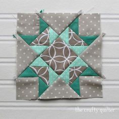 Fixing quilt blocks and a new tutorial coming - The Crafty Quilter