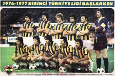 Fenerbahce 1976-77 Season