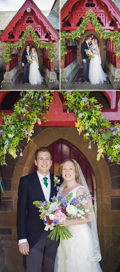 Herefordshire Wedding.  Photography by www.gemmawilliamsphotography.co.uk. Flowers by BareBlooms.