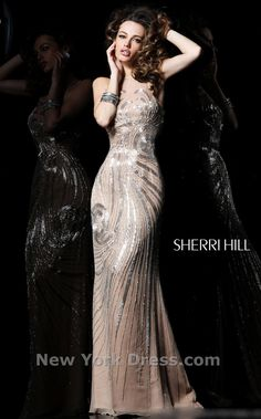 Sherri Hill 11002 thumbnail
