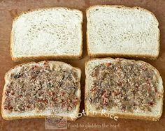 Sardine Sandwiches and Nona-Nona - Roti n Rice