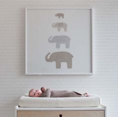 дизайн комнаты для новорожденного