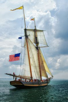 Ship - Pride of Baltimore