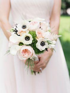 Sweet anemone bouquet
