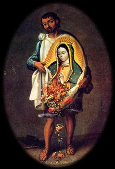 """In 1531 a """"Lady from Heaven"""" appeared to Saint Juan Diego, a poor Indian from Tepeyac, a hill northwest of Mexico City. She identified..."""