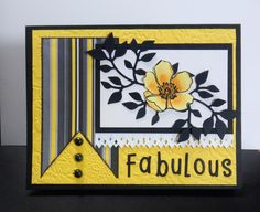 Fabulous by jandjccc - Cards and Paper Crafts at Splitcoaststampers