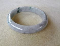 Chinese Blue Jadeite Bangle