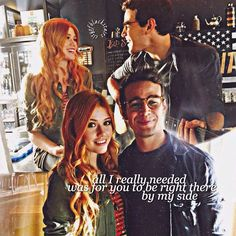 shadowhunters gif - Cerca amb Google Simon And Clary, Mara Dyer, Simon Lewis, Ghost Whisperer, Shadowhunters Tv Show, Clace, The Infernal Devices, My Side, Shadow Hunters