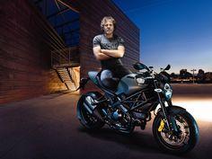 """Ducati Monster 1100 EVO """"Diesel"""" (2013)"""