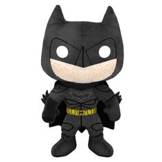 The Dark Knight Rises: Batman Plush | shopdcentertainment.com #TheDarkKnight