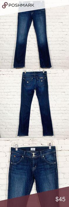 """2f69ccc98e2 Hudson Jeans   Bootcut Jeans 29 Hudson Jeans Size 29 Elt Wash Waist across  16"""""""