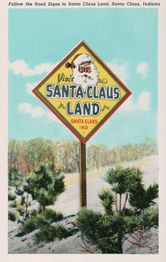 Santa Claus Land, Indiana