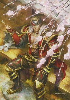 Samurai Warriors- Ujiyasu Hōjō