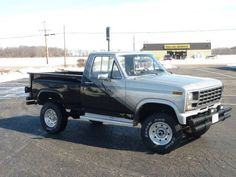 Sell used 1980 Ford Step-Side Regular cab in Wyoming . F150 Truck, Ford F150 Pickup, Car Ford, Lifted Ford, Lifted Trucks, Vintage Pickup Trucks, Truck Paint, Best Car Insurance, Ford F Series