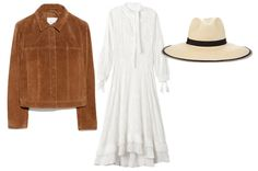 Why You Should Make a White Lace Dress Your Summer Uniform