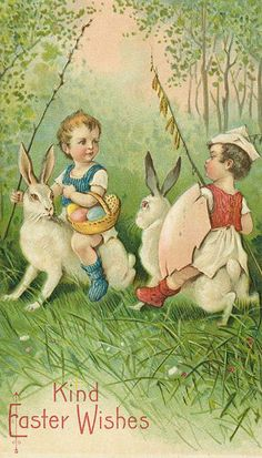 Kind Easter Wishes