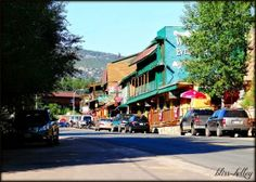 Downtown Evergreen, CO