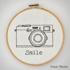 Simply Albany: Embroidery Hoop Art TSHIRT