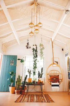 Boho Living Room, Living Room Decor, Dining Room, Decor Room, Diy Bedroom Decor, Diy Home Decor, Earthy Home Decor, Natural Home Decor, Design Bedroom