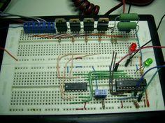 Arduino + L297 + TIP 122 Stepper Motor Driver - Laboratorio de Garagem (arduino, eletrônica, robotica, hacking)