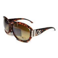 DG31 Style 4 DG Eyewear Designer Elegant Vintage Style Womens Sunglasses DG Eyewear. $19.95