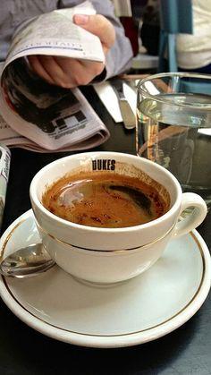 ☜♥☞ café - Long black coffee time at Speakeasy.