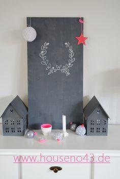Neon christmas decoration on www.houseno43.de