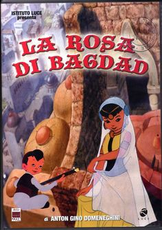 La rosa di Bagdad (The Singing Princess, 1949) :-) Founder of the italian animation (784x1111)