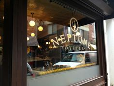 Neptune Oyster: For a taste of the sea.