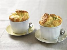 No need to be afraid of making this easy Spinach Souffle, the recipe show you just how easy it is. A dish to impress for sure.