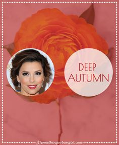 Deep Autumn seasonal color palette description by 30somethingurbangirl.com