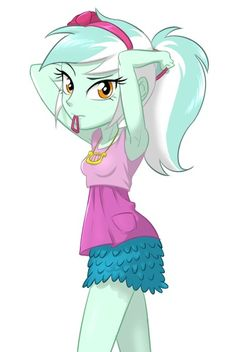 See more 'My Little Pony: Equestria Girls' images on Know Your Meme! My Little Pony Games, My Little Pony Princess, My Little Pony Characters, Mlp My Little Pony, My Little Pony Friendship, Female Cartoon Characters, Mlp Characters, Cartoon Girl Hot, Lyra Heartstrings