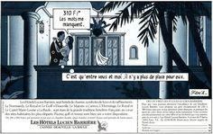 Floch: Hotels Lucien-Barrière, 1986-1987