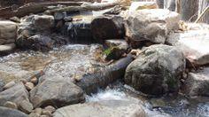 Waterfall created by The Fishman. #WaterfallWednesday