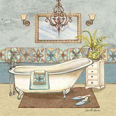 Bath Suite I (Danielle Acerra)