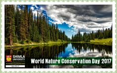 World Nature Conservation day is celebrated on July 28 across the world in order to raise awareness about protecting nature and conserving our natural resources.  With problems like deforestation and illegal wildlife trade on the rise, it is important for the mankind to understand the importance of nature conservation which helps in maintaining an ecological balance of Mother Earth.