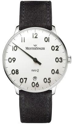 MeisterSinger Watch NEO