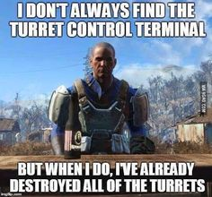 Or when you pick a lock on a safe then find the computer terminal two feet away that unlocks it -__-