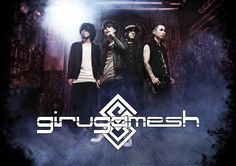 "My favorite band ""girugamesh""!!"