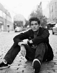 John Mayer photographed by Jeff Lipsky