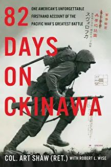 82 Days on Okinawa: One American's Unforgettable Firsthand Account of the Pacific War's Greatest Battle by Art Shaw Reading Online, Books Online, Got Books, Wise Books, Teen Books, Okinawa, Nonfiction Books, Memoirs