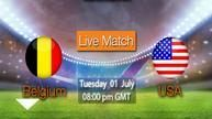 Watch™ Belgium vs Usa Live Stream Online FIFA World Cup 2014