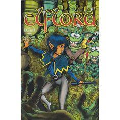 ELFLORD #18   1986-1988   VOLUME 2   AIRCEL   $2.40